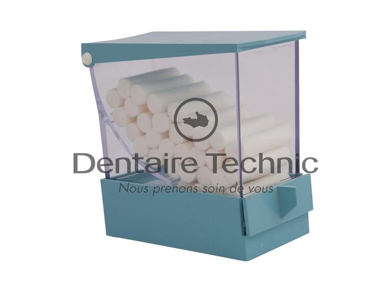 distributeur de coton salivaire zirc boutique dentaire. Black Bedroom Furniture Sets. Home Design Ideas