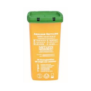 Cassette récupérateur amalgame MTS1- METASYS