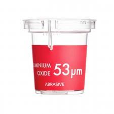 Cartouche oxyde d'alumine 53 microns rouge pour Aquacut