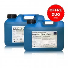 Solution Clean One (2 x 5L) - HMCE