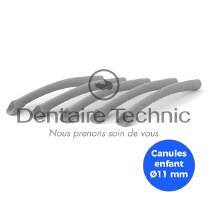 Canules enfant (x5) Ø11 - DÜRR DENTAL