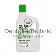 FD 366 - Désinfection des surfaces délicates (2,5L) - DÜRR DENTAL