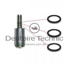 Joints micro-moteur Minetto (x3) - Planmeca