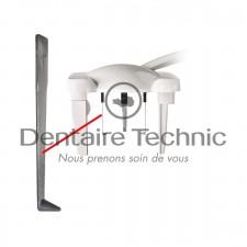 Positionneur d'oreille Ceph - Droite radio panoramique Promax - Planmeca