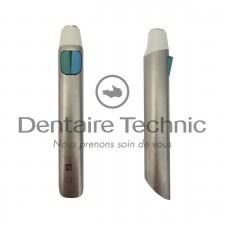 Coque seringue inox 6F Droite - Anthos