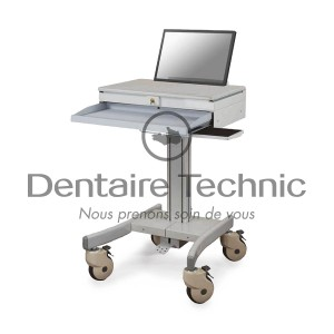 Support médical pour ordinateur portable - NewStar