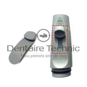 Languettes petite canule Ø11 (x10) - Anthos