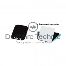 Plaques intraorales CR2 (Taille 1) - Owandy