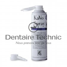 Spray pour turbine & contre angle - Kavo