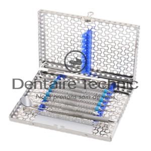 Cassette ½ DIN 8 instruments - HU-FRIEDY